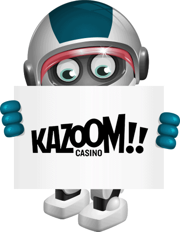 Kazoom Casino kyltti