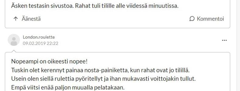 Suomi24 palaute