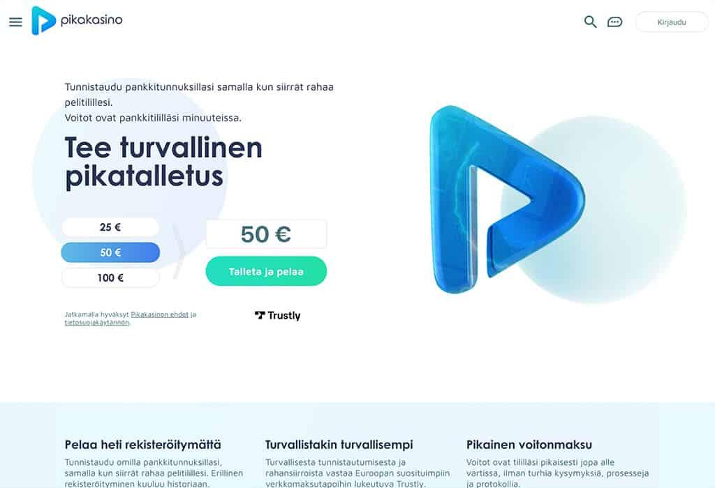 Pikakasino.com: Asiantuntijan kokemuksia ja arvostelu
