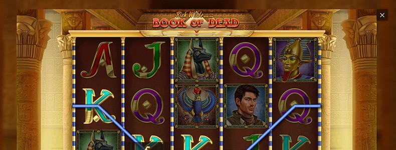 PlayLuck Casino Book of Dead
