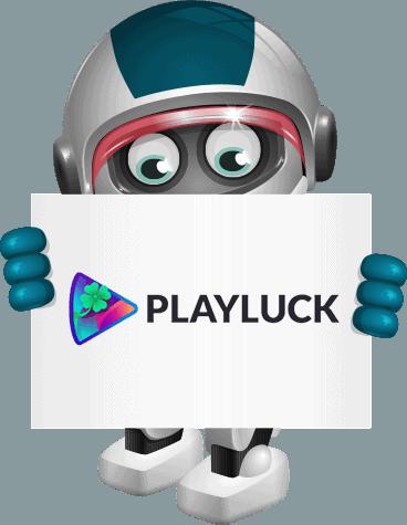 PlayLuck Casino kyltti